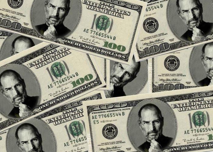 Dólares de Steve Jobs