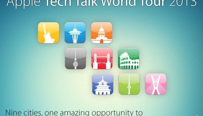 Charlas Tech Talk World Tour 2013