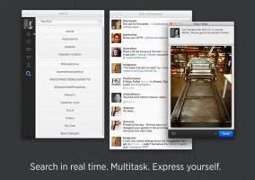 Twitter 2.2 para OS X