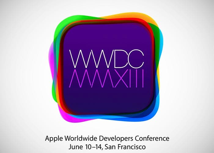 Cartel de la WWDC 2013