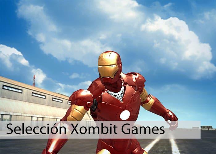 Jugando a Iron Man 3 en iPhone y iPad