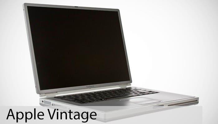 Apple Vintage PowerBook G4