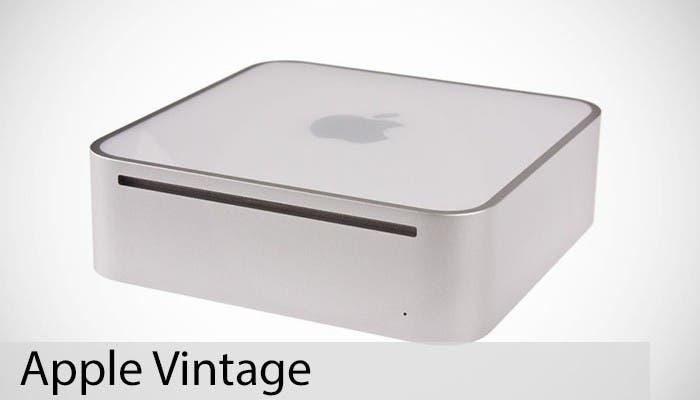 Apple Vintage: Mac mini G4