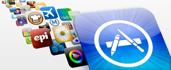 Imagen para LMDLS donde salen muchas aplicaciones de la App Store