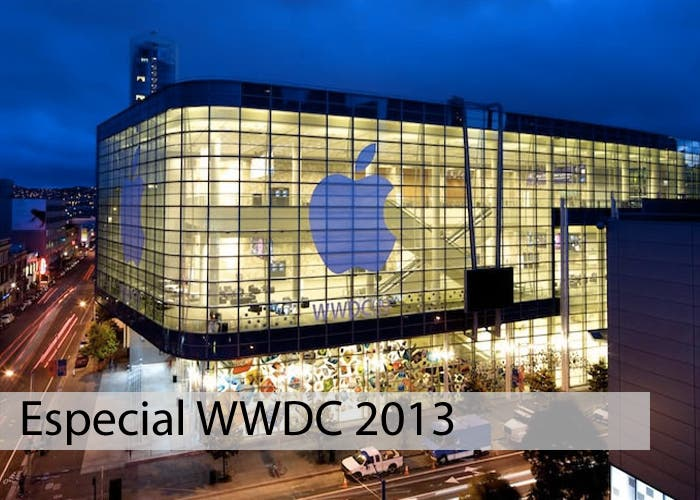 Primer artículo del especial WWDC 2013