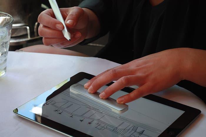 Nuevos stylus y regla para iPad de Adobe