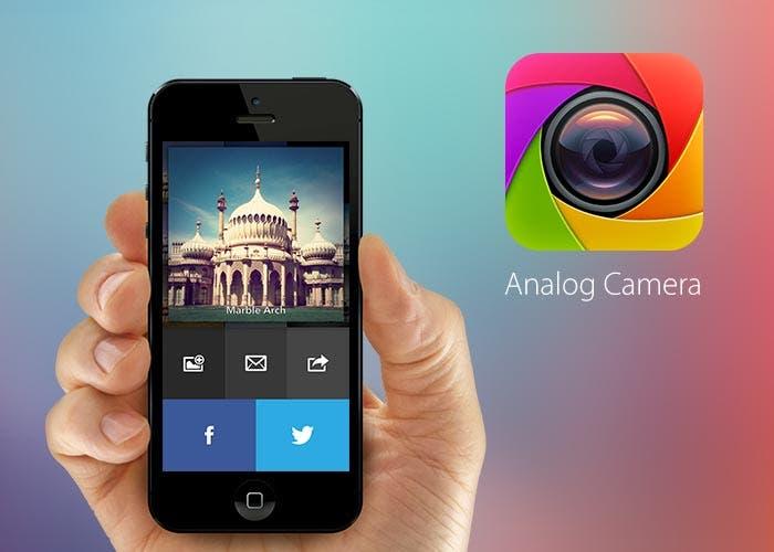 Captura de Analog Camera