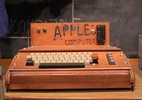 Imagen del Apple 1