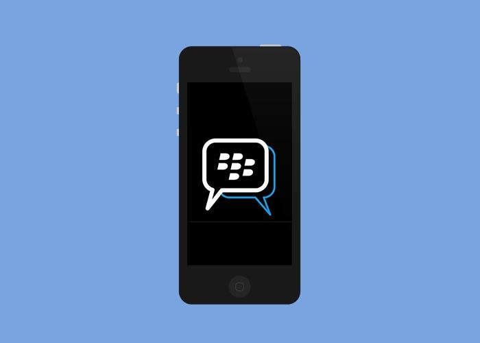 Blackberry Messenger para iPhone
