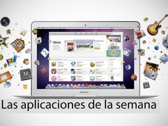 Las aplicaciones de la semana para Mac V