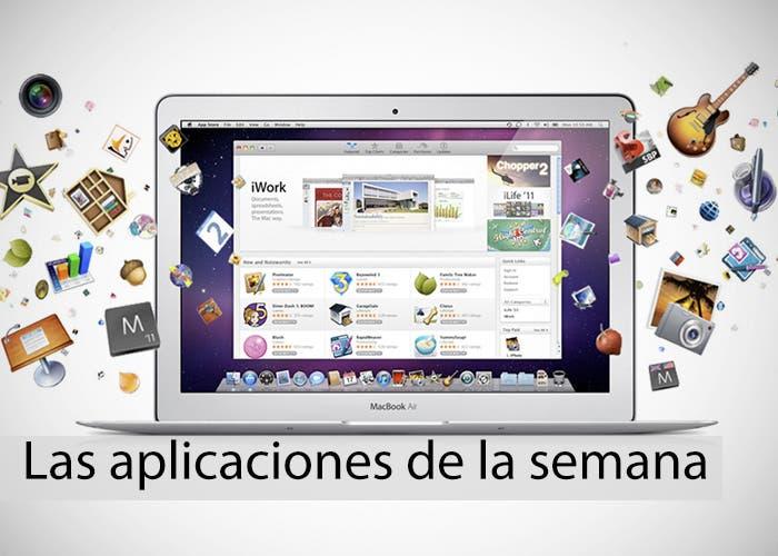 Las aplicaciones de la semana para Mac