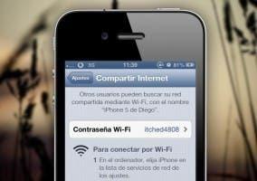 Compartir Internet por Wi-Fi
