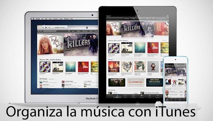 Especial iTunes, en varios dispositivos