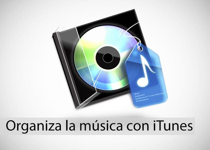 Especial iTunes, etiquetar música