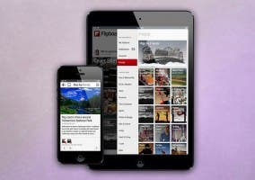 Actualización de Flipboard para iOS