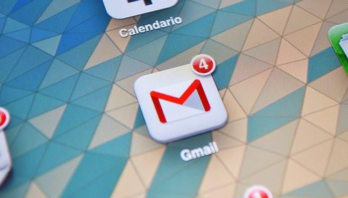 Actualización para Gmail de iOS