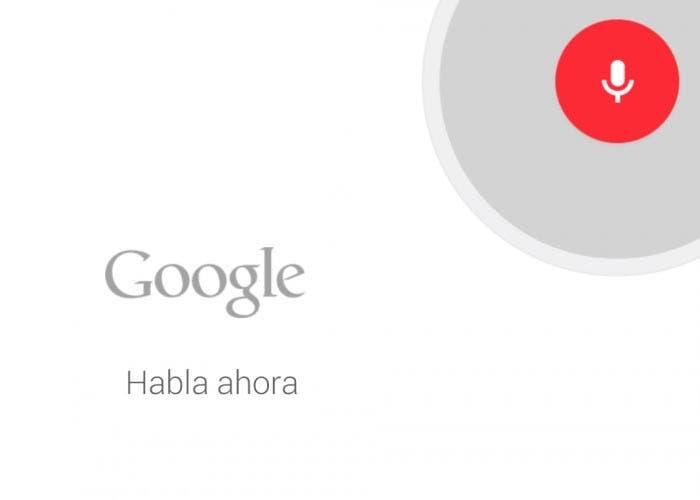Google Now en Google Chrome