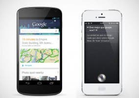Comparativa entre Google Now y Siri