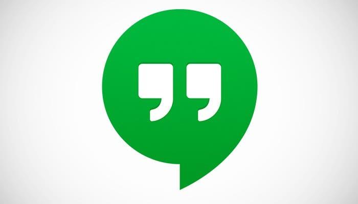 Logo de Hangouts de Google