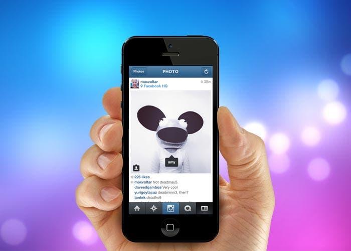 Nueva funcionalidad de Instagram: Photos of you