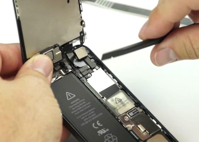 Reparar un iPhone 5