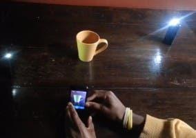 Fotografiando con varios iPhone sincronizados
