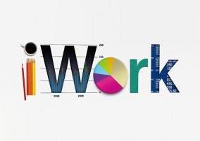 Logotipo de iWork
