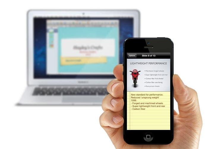 Conectar el MacBook con Keynote Remote sin tener Wi-Fi