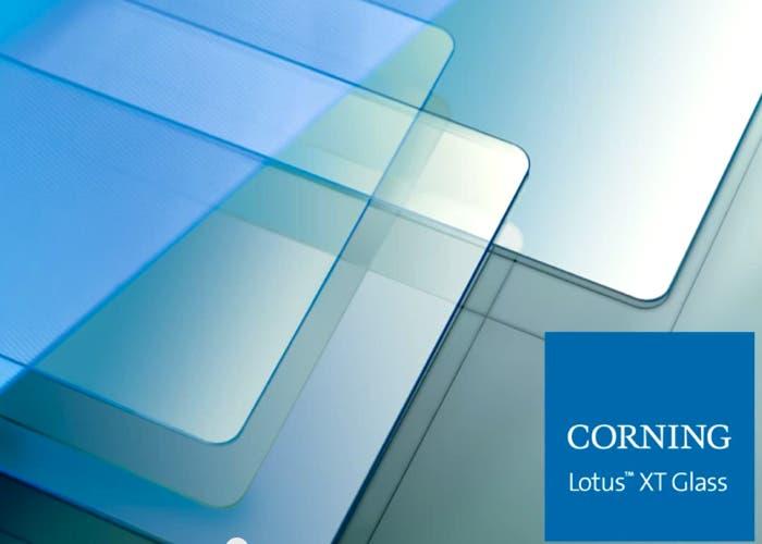 Lotus XT Glass de Corning