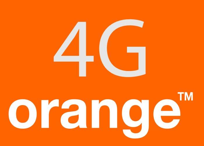 Orange lanza 4G