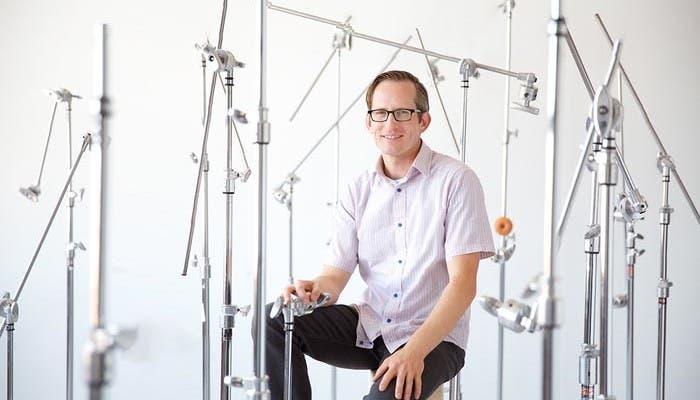 Peter Belanger, fotógrafo de producto de Apple
