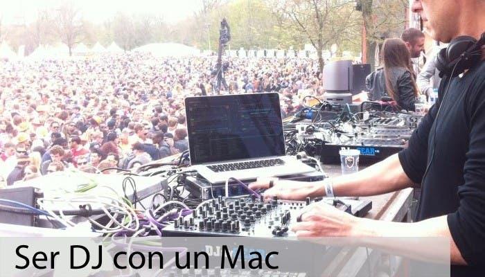 Ser DJ con un Mac