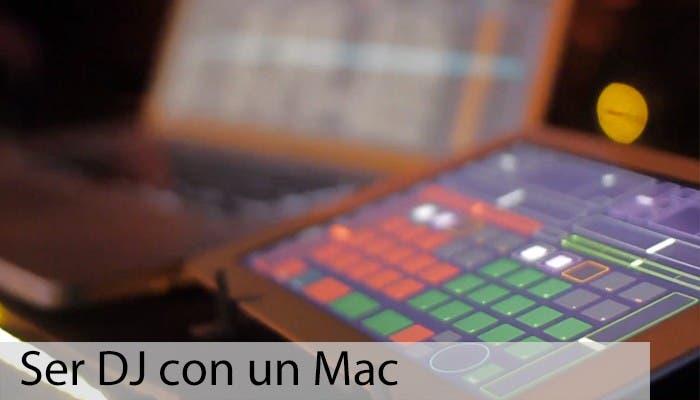 TouchOSC en un iPad