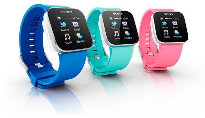 Smartwatch de Sony