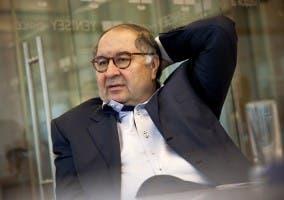 El multimillonario ruso Usmanov