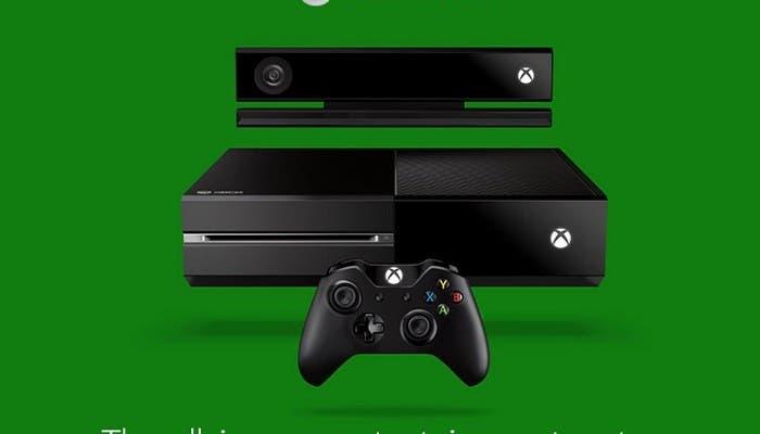 Xbox One como centro multimedia