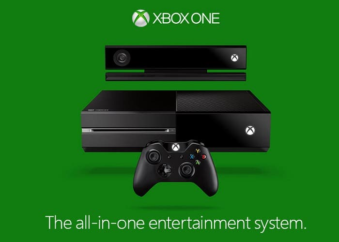Xbox One como centro multimedia