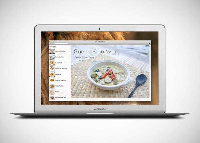 Apps De Cocina Para OS X