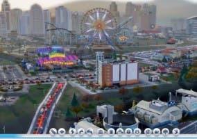 Nueva actualización de SimCity