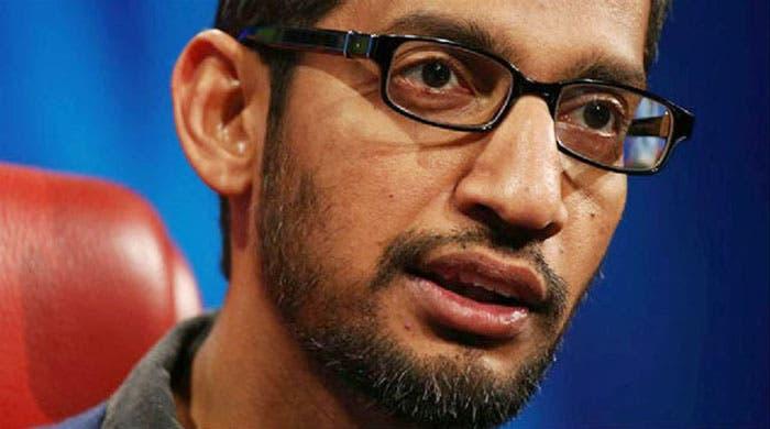 Sundar Pichai, jefe de Android