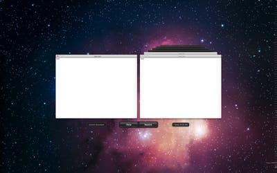Vista previa de Time Machine en OS X