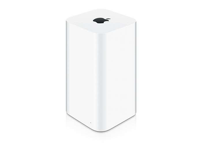 Nuevo AirPort Extreme y Airport Time Capsule