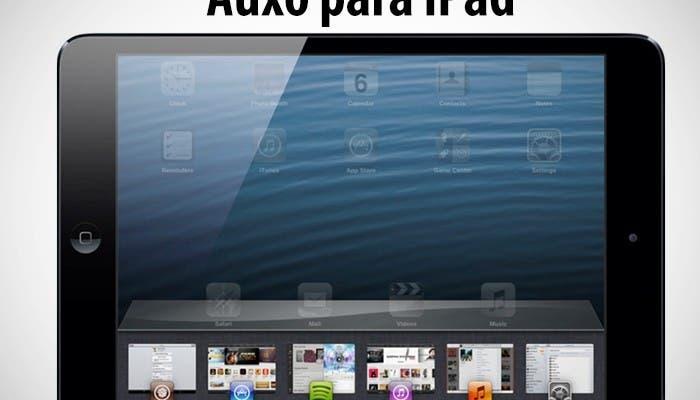Auxo para iPad mini