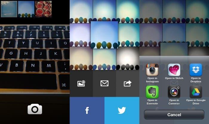 Analog Camera para iPhone, tomar fotos rápidamente y en sencillos pasos