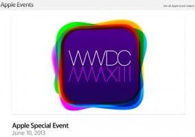 Eventod e la WWDC 2013 en directo