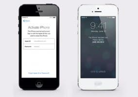 Evitar robos de iPhone en iOS 7