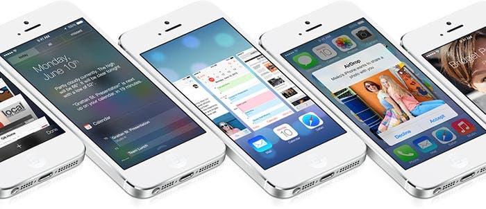 El nuevo diseño de iOS 7 pierde el skeumorfismo