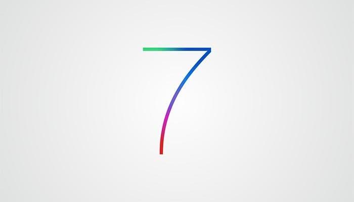 Nuevo logo de iOS 7