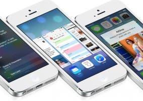 Novedades ocultas de iOS 7