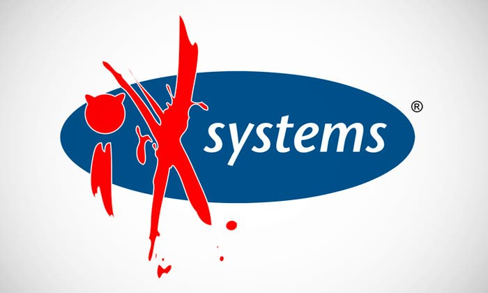 Logotipo de ixsystems